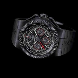replica Breitling Bentley GMT B04 S Carbon Body