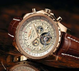 Breitling replica Mulliner Tourbillon for Bentley