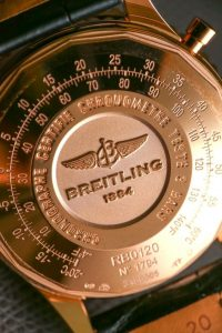 Breitling Navitimer fake Gold Watch Review