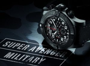 breitling super avenger military limited series imitation watch