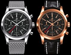 fake breitling transocean chronograph gmt watch