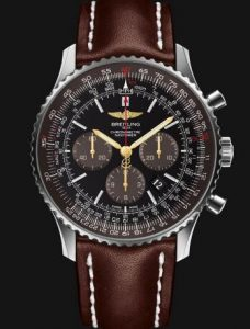 breitling navitimer world chronograph mens watch
