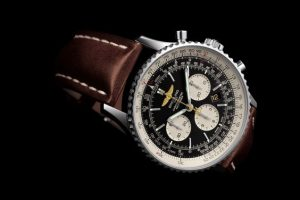 replica navitimer breitling dc-3 world tour limited edition